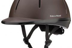 шлем коричневый